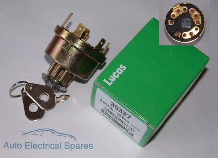 lucas 35327 128SA ignition switch